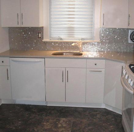 Pebble Tile Flooring